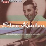 Stan Kenton - Kenton Plays the Standard ( 1 CD )