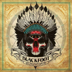 Blackfoot - Southern Native ( 1 CD ) - Muzica Pop