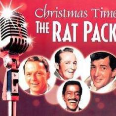Rat Pack - Christmas With the.. ( 1 CD ) - Muzica Sarbatori