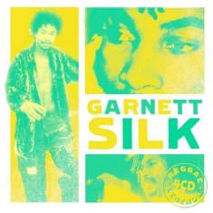 Garnett Silk - Reggae Legends ( 4 CD ) - Muzica Reggae