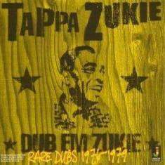 Tappa Zukie - Dub Em Zukie -14tr- ( 1 VINYL ) - Muzica Drum and Bass