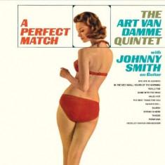Art Van Damme -Quintet- - A Perfect Match ( 1 CD ) - Muzica Jazz