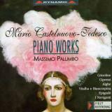 Castelnuovo-Tedesco - Piano Works ( 1 CD )