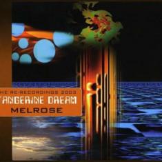 Tangerine Dream - Melrose ( 1 CD ) - Muzica House
