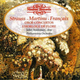 Strauss/Martinu - Oboe Concertos ( 1 CD )