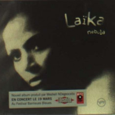 Laika - Nebula ( 1 CD ) - Muzica Jazz