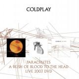 Coldplay - Parachutes, A Rush of Blood to the Head ( 2 CD + 1 DVD ) - Muzica Rock
