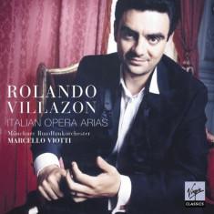 Rolando Villazon - Italian Opera Arias ( 1 CD ) - Muzica Opera