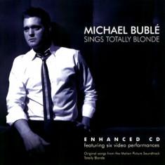 Michael Buble - Sings Totally Blonde ( 1 CD ) - Muzica Corala