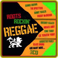 V/A - 'Roots Rockin' Reggae' ( 3 CD ) - Muzica Reggae