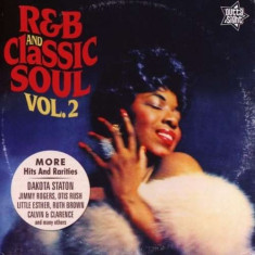 V/A - R&B & Classic Soul 2 ( 1 CD ) - Muzica R&B