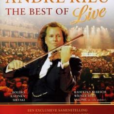 Andre Rieu - Best of Live ( 2 DVD ) - Muzica Opera