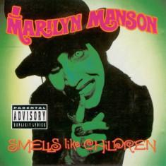 Marilyn Manson - Smells Like Children ( 1 CD ) - Muzica Rock