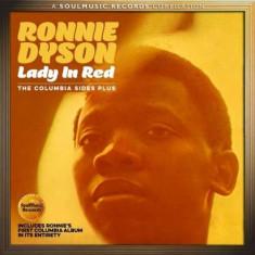 Ronnie Dyson - Lady In Red ( 1 CD ) - Muzica Blues