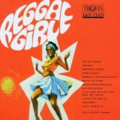 V/A - Reggae Girl ( 1 CD ) - Muzica Reggae