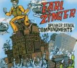 Earl Zinger - Speaker Stack Commandmen ( 2 VINYL )