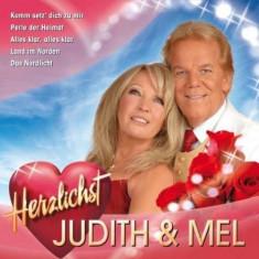 Judith & Mel - Herzlichst ( 1 CD )