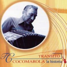 Transito Cocomarola - Serie La Historia ( 1 CD ) - Muzica Latino