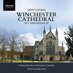 Boy Choristers of Winches - Winchester Cathedral - 50 ( 1 CD ) - Muzica Clasica