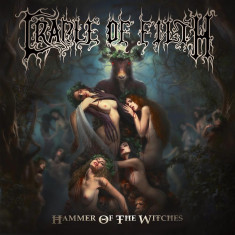 Cradle of Filth - Hammer of the Witches ( 1 CD ) - Muzica Rock