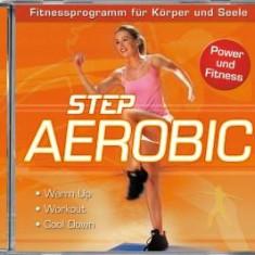 Artisti Diversi - Step Aerobic- Power&.. ( 1 CD ) - Muzica Ambientala