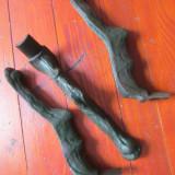 Lot 3 bucati - Vechi picioare din fonta model deosebit !!!! - Metal/Fonta