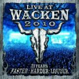 Artisti Diversi - Wacken 2010 -Digi- ( 2 CD )