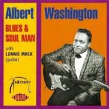 Albert Washington - Blues& Soul Man ( 1 CD )