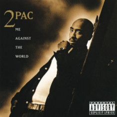 2Pac - Me Against The World (Re-Release) ( 1 CD ) - Muzica Hip Hop