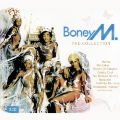 Boney M - Collection ( 3 CD ) - Muzica Pop