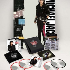 Michael Jackson - Bad - 25th Anniversary Deluxe (deluxe edition) ( 3 CD + 1 DVD ) - Muzica Pop