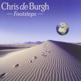 Chris de Burgh - Footsteps ( 1 CD ) - Muzica Pop