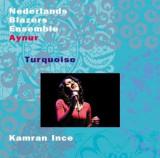 Nederlands Blazers Ensemble - Turquoise ( 1 CD )