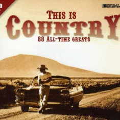 V/A - This is Country ( 4 CD ) - Muzica Country