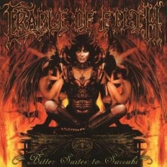 Cradle of Filth - Bitter Suites To Succubi ( 1 CD ) - Muzica Rock