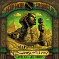 Cymarshall Law & Mr Joeke - Hip Hop In the Soul 3 ( 1 CD ) - Muzica Hip Hop