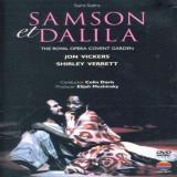 C. Saint-Saens - Samson Et Dalila ( 1 DVD )