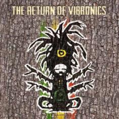 Vibronics - Return Of Vibronics ( 1 CD ) - Muzica Drum and Bass