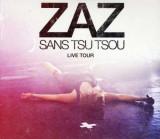 Zaz - Zaz Live Tour ( 1 CD + 1 DVD )
