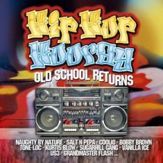 V/A - Hip Hop Hooray Old.. ( 1 CD ) - Muzica Hip Hop
