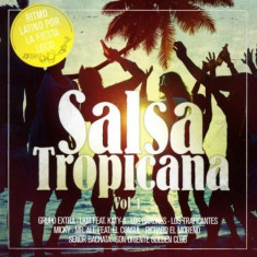 V/A - Salsa Tropicana 1 ( 2 CD ) - Muzica Dance