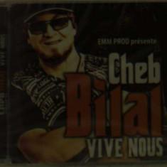 Cheb Bilal - Vive Nous ( 1 CD )