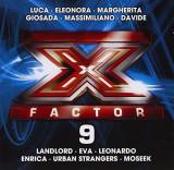 Artisti Diversi - X-Factor 9 ( 1 CD )