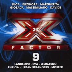 Artisti Diversi - X-Factor 9 ( 1 CD ) - Muzica Pop