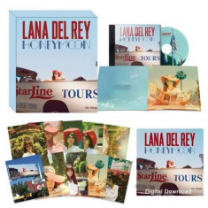 Lana Del Rey - Honeymoon =Box= ( 1 CD ) - Muzica Pop