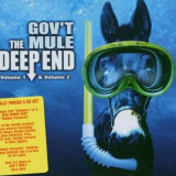 Govt Mule - The Deep End Vol 1 & 2 ( 3 CD ) - Muzica Blues