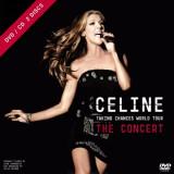 Celine Dion - Taking Chances World Tour ( 1 CD + 1 DVD ) - Muzica Pop