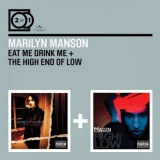 Marilyn Manson - Eat Me Drink Me /High End of Low ( 2 CD )