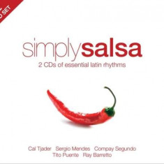 V/A - Simply Salsa ( 2 CD ) - Muzica Latino