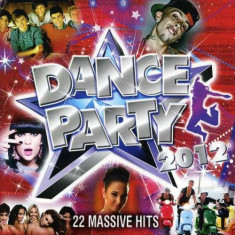 V/A - Dance Party 2012 ( 1 CD + 1 DVD ) - Muzica Dance